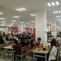 Photo taken at 北京语言大学食堂 by xu w. on 5/3/2012