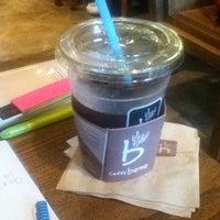 Photo taken at Caffé bene by Sammy P. on 8/19/2012