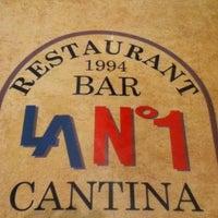 Photo taken at La Número 1 by Samantha C. on 5/10/2012