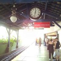 Photo taken at Trem do Corcovado by Dejalma A. on 7/7/2012
