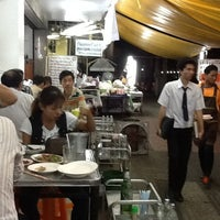 Photo taken at Je Liep Seafood by Pongsakorn P. on 7/3/2012