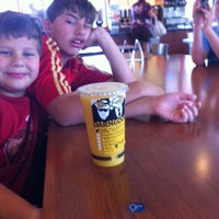Photo taken at Einstein Bros Bagels by Brian L. on 7/6/2012