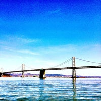Photo taken at Golden Gate Ferry Terminal by Harry B. on 3/3/2012