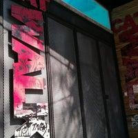 Photo taken at Catwalk Condesa by Juan Pablo K. on 9/5/2012