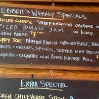 Photo taken at Ebbett's Good To Go, Inc by Carmen on 3/21/2012