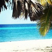 Photo taken at Playas de Varadero by Tatiana E. on 8/27/2012