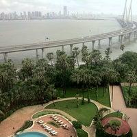 Photo taken at Taj Lands End by Ankit M. on 9/9/2012