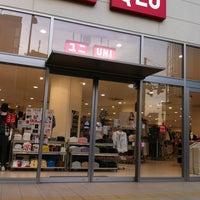 Photo taken at ユニクロ フォレオ大阪ドームシティ店 by Endo Y. on 3/30/2012