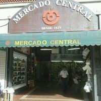 Foto tirada no(a) Mercado Central por Mônica R. em 2/5/2012