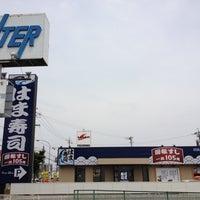5/31/2012に松田 純.がはま寿司 鈴鹿中央通店で撮った写真