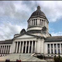 Photo taken at Washington State Capitol by Scott M. on 5/29/2012