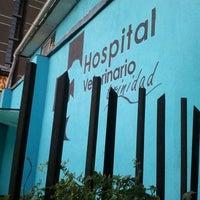 Photo taken at Hospital Veterinario Trinidad by Loreto U. on 3/13/2012