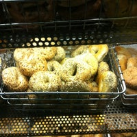 Photo taken at Bagelsmith Bedford by Cooper S. on 6/10/2012