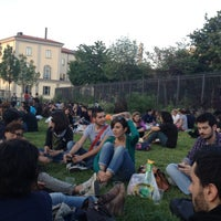 Photo taken at Mercato della Terra by Elena M. on 5/28/2012