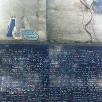 """Photo prise au Le Mur des """"Je t'aime"""" par Pierre M. le7/14/2012"""