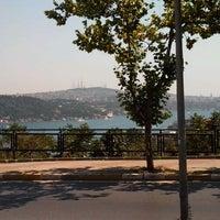 Photo taken at Teras Cafe (Beyaz Kale) by Necla G. on 7/15/2012