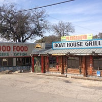 Photo taken at Boat House Grill by Jimmy T. on 2/9/2012