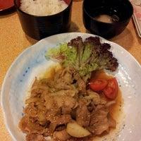 Photo taken at Sushi Nagoyaka Tei 和花亭壽司 by Elton C. on 5/21/2012