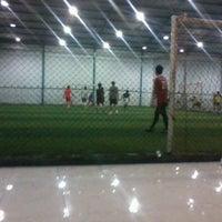 Photo taken at IFI Futsal Center by Heru K. on 6/3/2012