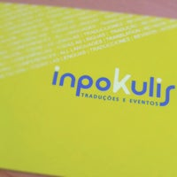 Photo taken at Inpokulis - Translation Services by Pedro A. G. on 9/5/2012