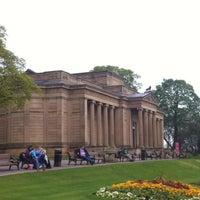 Photo taken at Weston Park Museum by Gaz on 5/3/2012