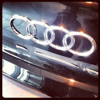 Photo taken at Audi Farmington Hills by Ryan K. on 6/28/2012