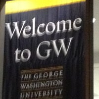 Photo taken at GWU The West End by EnriKe K. on 7/20/2012