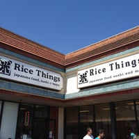Photo taken at Rice Things by Steve N. on 7/3/2012