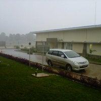 Photo taken at PT. Borneo Indobara (BIB) by Ikhsan Isnadi A. on 2/29/2012