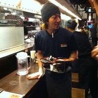 Photo taken at 光麺 恵比寿店 by Yukino K. on 2/25/2012