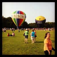 Photo taken at Point Mallard Park by Dave R. on 5/26/2012