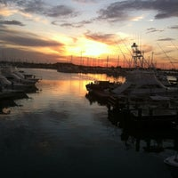 Photo taken at Virginia's on the Bay by Jack L. on 8/6/2012