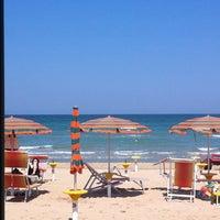 Photo taken at Beach Paradise by Daniela on 5/27/2012