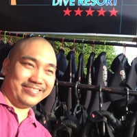 Photo taken at Rainbow Dive Center Phu Quoc by Hà Vũ .. on 4/24/2012
