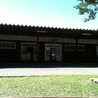 Photo taken at Terminal Rodoviário de São Manuel by Everton N. on 5/19/2012
