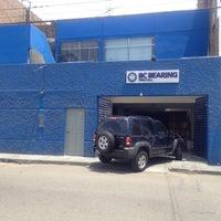 Photo taken at Bc Bearing Perú by Carlos A. on 2/20/2012