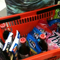 Photo taken at Supermercado Angeloni by Heloisa V. on 4/6/2012