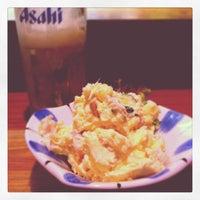 Photo taken at 立ち呑み 盛田家 by etsuko on 3/10/2012