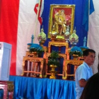 Photo taken at Wat Sunthon Thammikaram by Kaikong on 8/12/2012
