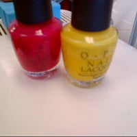 Photo taken at I nails by sutah r. on 5/11/2012