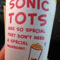 Photo taken at SONIC Drive In by Matthew W. on 3/24/2012