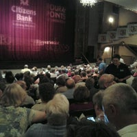 Photo taken at Palace Theatre by Chuck S. on 6/23/2012