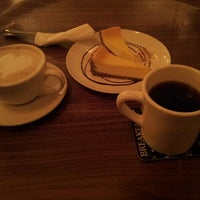 Photo taken at CAFFE CAFFE by Jay Jae kyu C. on 4/13/2012