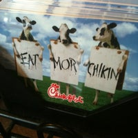 Photo taken at Chick-fil-A by Brian J. on 7/26/2012