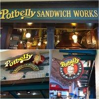 Photo taken at Potbelly Sandwich Shop by Zachary B. on 7/25/2012