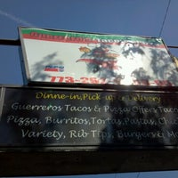 Photo taken at Guerrero's Tacos & Pizza by Jose F. on 8/19/2012