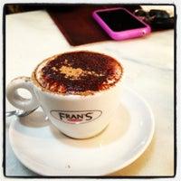 Foto diambil di Fran's Café oleh Joao Paulo V. pada 5/2/2012