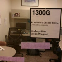 Photo taken at Hixson-Lied Student Success Center by Jason W. on 2/29/2012