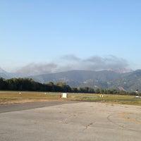 Photo taken at Aeroclub Marina di Massa by Jean-Pierre B. on 9/7/2012