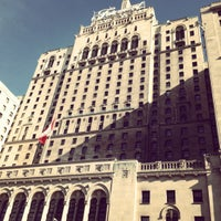 Photo taken at The Fairmont Royal York by Lincoln M. on 6/14/2012